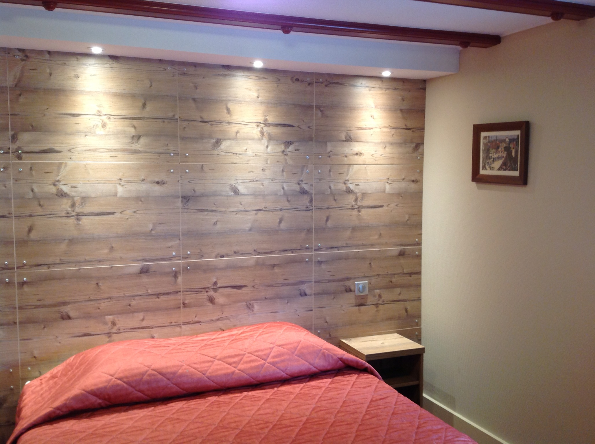 Awesome Agencement De Chambre A Coucher Contemporary - Ridgewayng ...